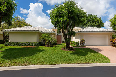 Wellington FL Single Family Home For Sale: $1,000,000
