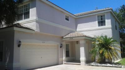 Coconut Creek FL Single Family Home For Sale: $377,700