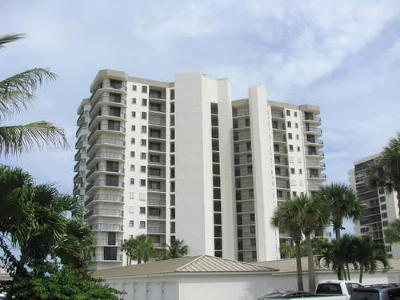 Condo/Townhouse For Sale: 3120 A1a #704
