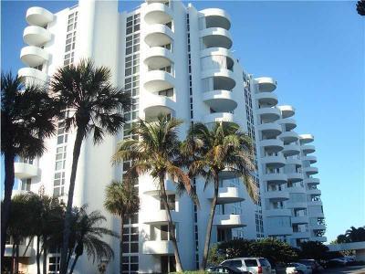 Delray Beach Condo Sold: 2200 S Ocean Boulevard #208