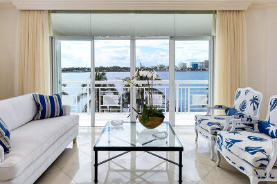 Palm Beach Condo Sold: 250 Bradley Place #508