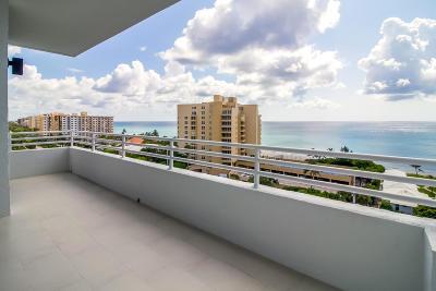 Highland Beach Condo Sold: 3450 S Ocean Boulevard #Lph6