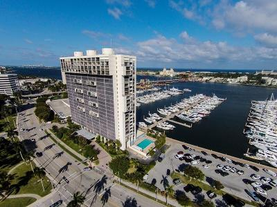 West Palm Beach Condo Sold: 400 Flagler Drive #1105