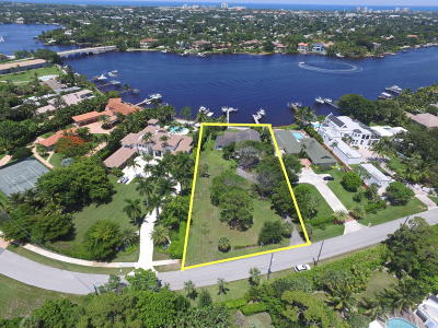 Tequesta Single Family Home Contingent: 18996 Point Drive