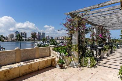 Palm Beach Condo Sold: 369 S Lake Drive #Ph-A