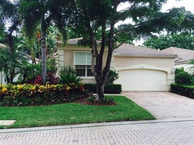 Palm Beach Gardens Single Family Home For Sale: 205 Sunset Bay Court