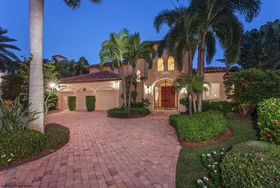 Broward County, Palm Beach County Single Family Home For Sale: 4325 Tranquility Drive