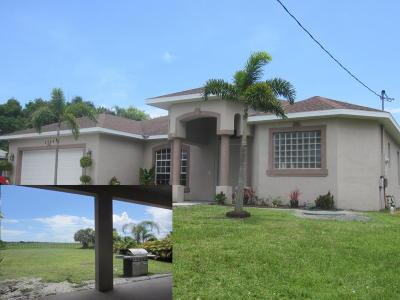Port Saint Lucie FL Single Family Home Closed: $247,000