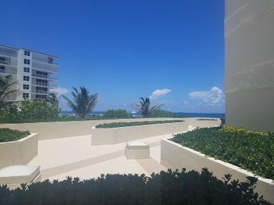 Palm Beach Rental Leased: 3560 S Ocean Boulevard #204