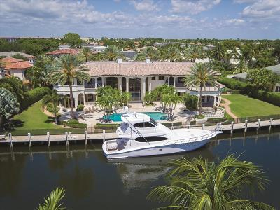 Royal Palm Yacht, Royal Palm Yacht & Cc, Royal Palm Yacht & Country Club, Royal Palm Yacht And Country Club Single Family Home For Sale: 380 E Coconut Palm Road