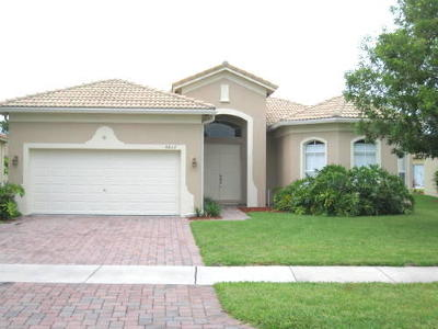 Fort Pierce FL Rental Leased: $1,250