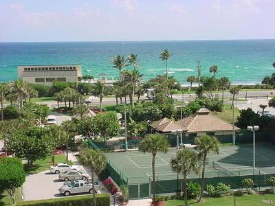 Highland Beach Condo Sold: 4740 S Ocean Boulevard #608