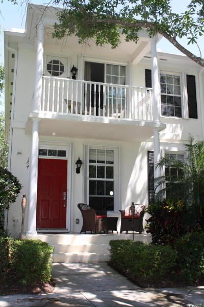 Townhouse Closed: 104 Courtenay Court