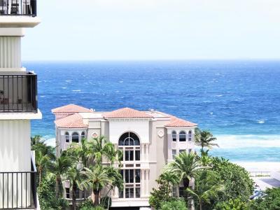 Boca Raton Condo Sold: 2121 Ocean Boulevard #1101w
