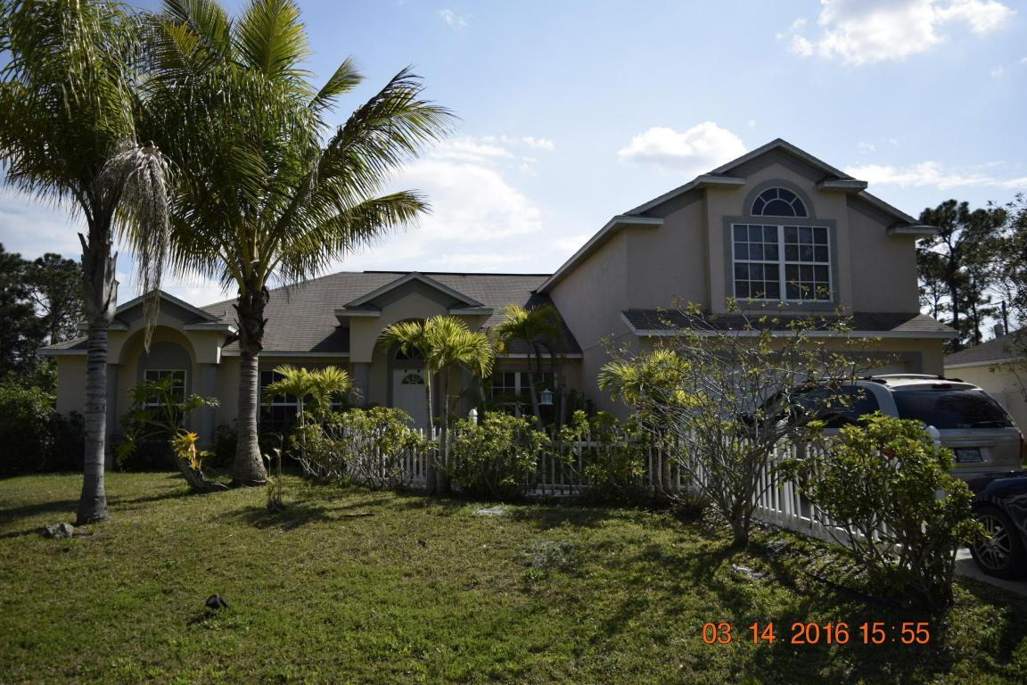 4 bed / 3 baths Home in Port Saint Lucie for $220,000