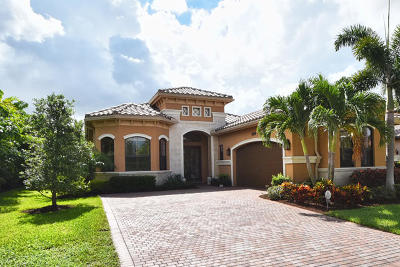 Delray Beach Single Family Home For Sale: 16560 Sagamore Bridge Way