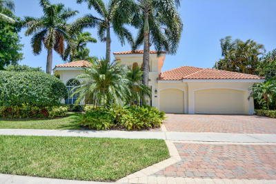 Boca Raton FL Single Family Home Sold: $850,000