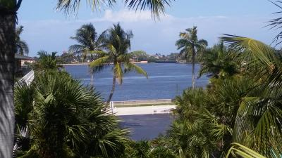 West Palm Beach Rental Leased: 3705 S Flagler Drive #37