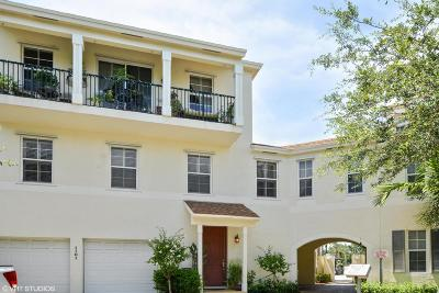 West Palm Beach Townhouse Sold: 1101 Florida Avenue