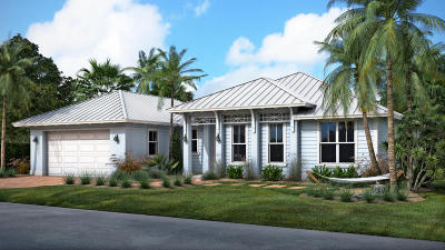 Fort Pierce Single Family Home For Sale: 3929 Shoreside Drive