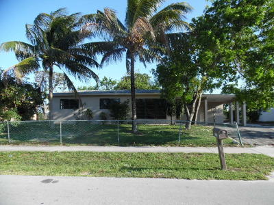 Single Family Home Sold: 124 NW 14th Avenue