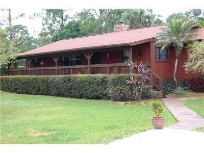 Jupiter Single Family Home Contingent: 15797 111th Terrace