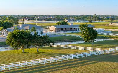 Palm Beach County Rental For Rent: 15255 Estancia Lane