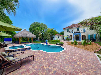 Single Family Home For Sale: 19 E Ocean Avenue