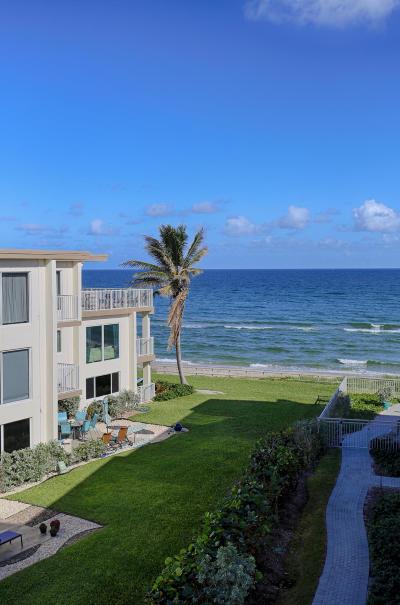 Hillsboro Beach Condo For Sale: 1200 Hillsboro Mile #1303