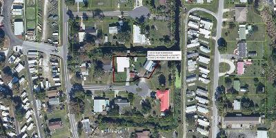 Okeechobee Single Family Home Contingent: 3107 SE 35th Court