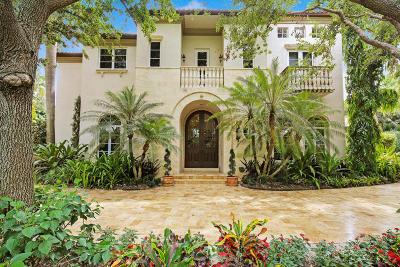 The Sanctuary Single Family Home For Sale: 4000 Sanctuary Lane