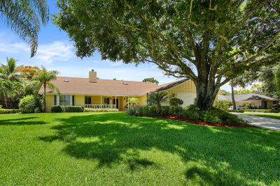 Single Family Home Sold: 6282 Woodlake Road