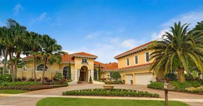 West Palm Beach Single Family Home For Sale: 8500 Egret Lakes Lane