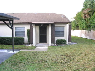 Fort Pierce FL Rental Leased: $800