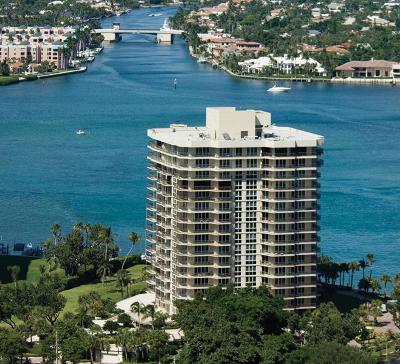 Boca Raton Condo Sold: 901 E Camino Real #15-D