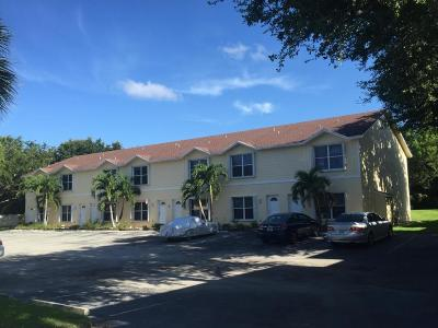 Jensen Beach Multi Family Home For Sale: 13519 S Indian River