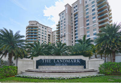 Palm Beach Gardens Condo For Sale: 3630 Gardens Parkway #103c