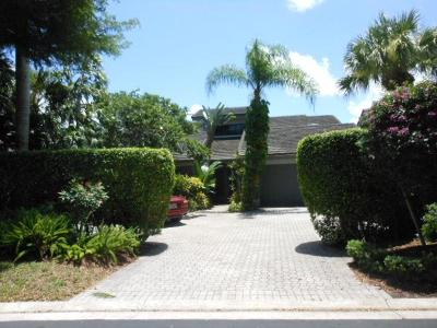 Boca Raton Single Family Home For Sale: 7568 Rexford Road
