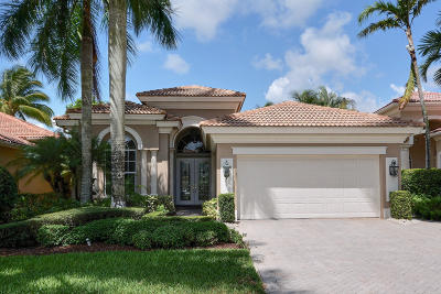 Delray Beach Single Family Home For Sale: 15937 Double Eagle Trail