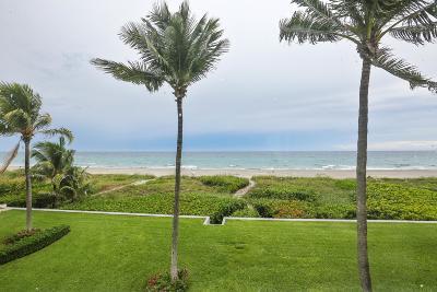Delray Beach Townhouse Sold: 2115 S Ocean Boulevard #11
