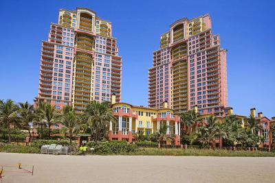 Fort Lauderdale Condo For Sale: 2100 Ocean Boulevard #7a
