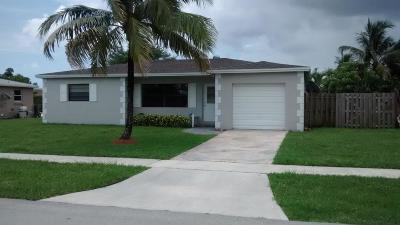 Boca Raton FL Single Family Home Sold: $276,500