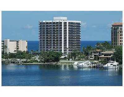Boca Raton Condo Sold: 350 S Ocean Boulevard #4-B