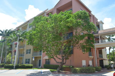 West Palm Beach Rental Leased: 1610 Presidential Way #207