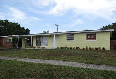 Single Family Home Closed: 12160 Hillman Drive
