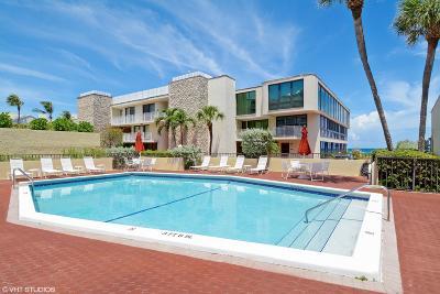 Delray Beach Condo Sold: 2175 S Ocean Boulevard #203