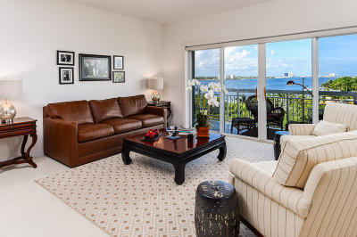 Palm Beach Condo Sold: 250 Bradley Place #707