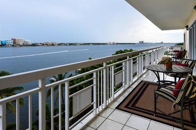Palm Beach Condo Sold: 250 Bradley Place #708