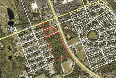 Hobe Sound Residential Lots & Land For Sale: SE Federal Highway