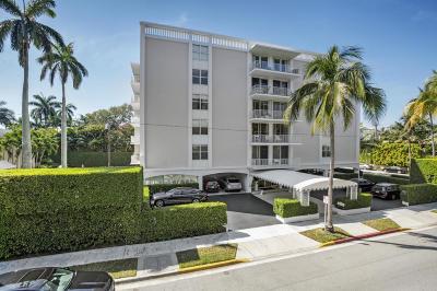 Palm Beach Condo Sold: 354 Chilean Avenue #2c